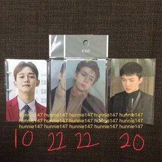 Exo Chen Sehun Photocard Cashbee