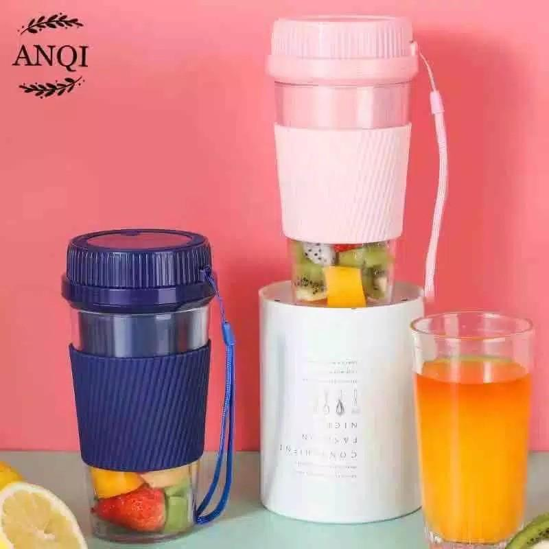 Juicer Portable Blender Mini 300ML Cas Ulang USB / AJ-25