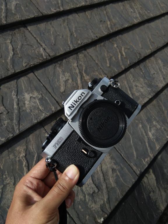 Kamera Analog Nikon FM2 film 135