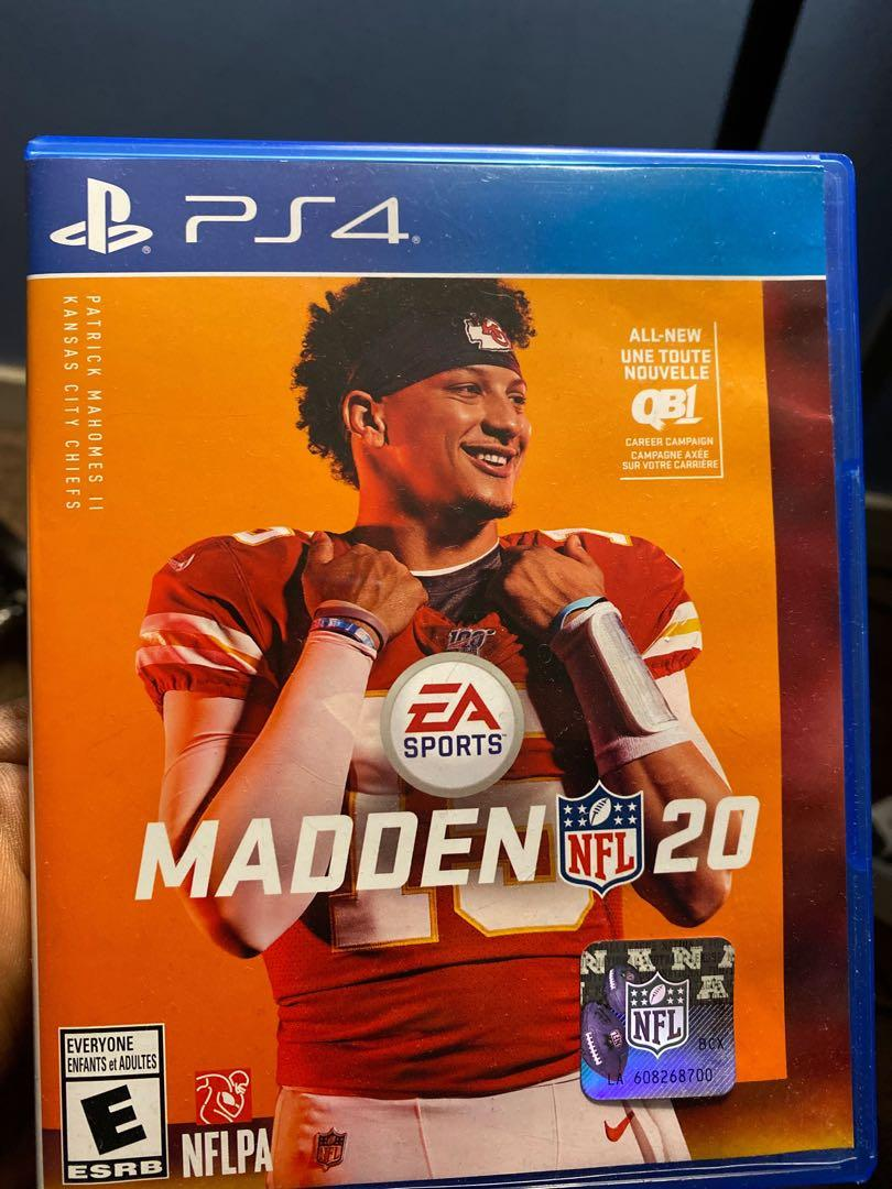 MADDEN 20 FOR SALE!