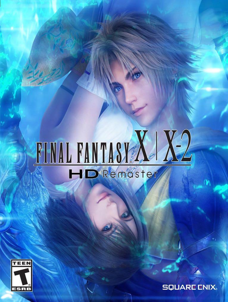 NS Final Fantasy X/X-2 HD Remaster 中文數位版