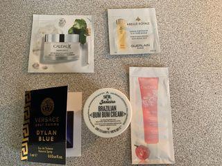 Skincare beauty bundle set