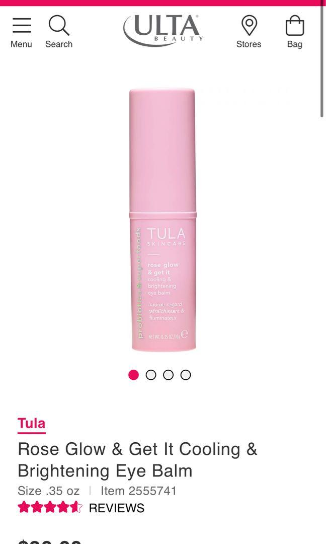 Tula eye balm
