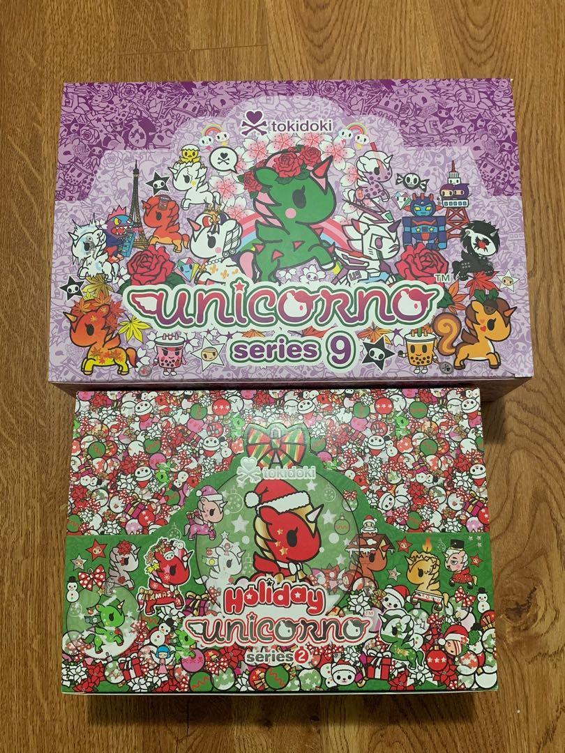 Unicorno Series 9 and Holiday