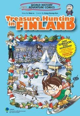 (WTB) World Adventure History / Treasure Hunting Comics