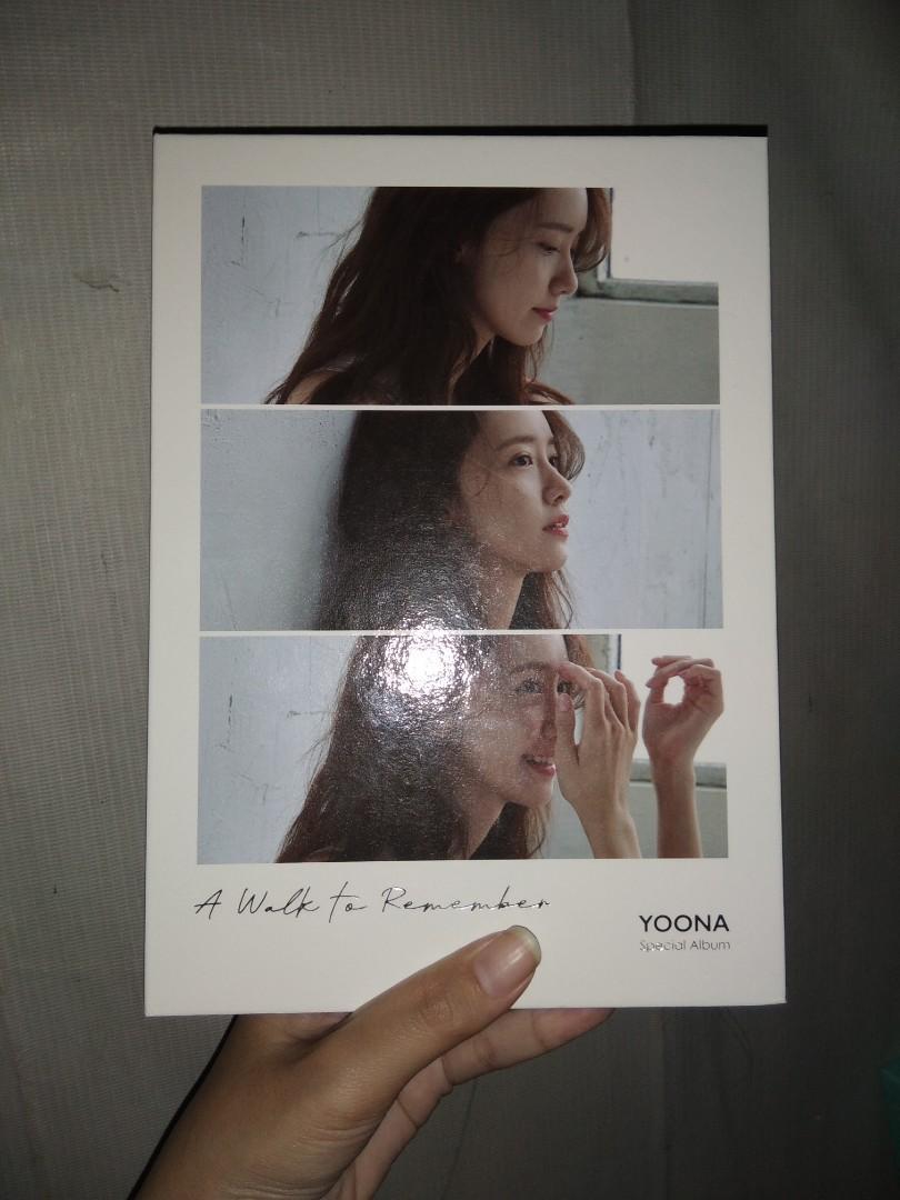 Yoona Walk to Remember