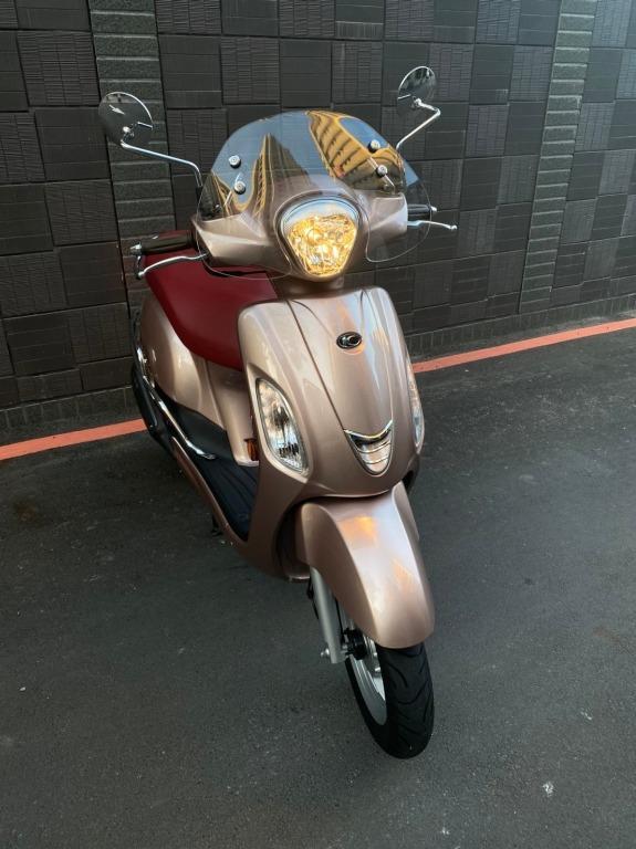 【新北市】2019年 光陽 LIKE 125 ABS #009757