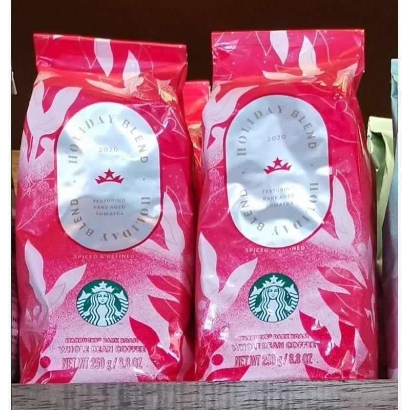 2020 Starbucks Limited Edition Holiday Christmas Blend Season Coffee Bean Spiced Refined Coffee Powder 100 Original Kitchen Appliances On Carousell