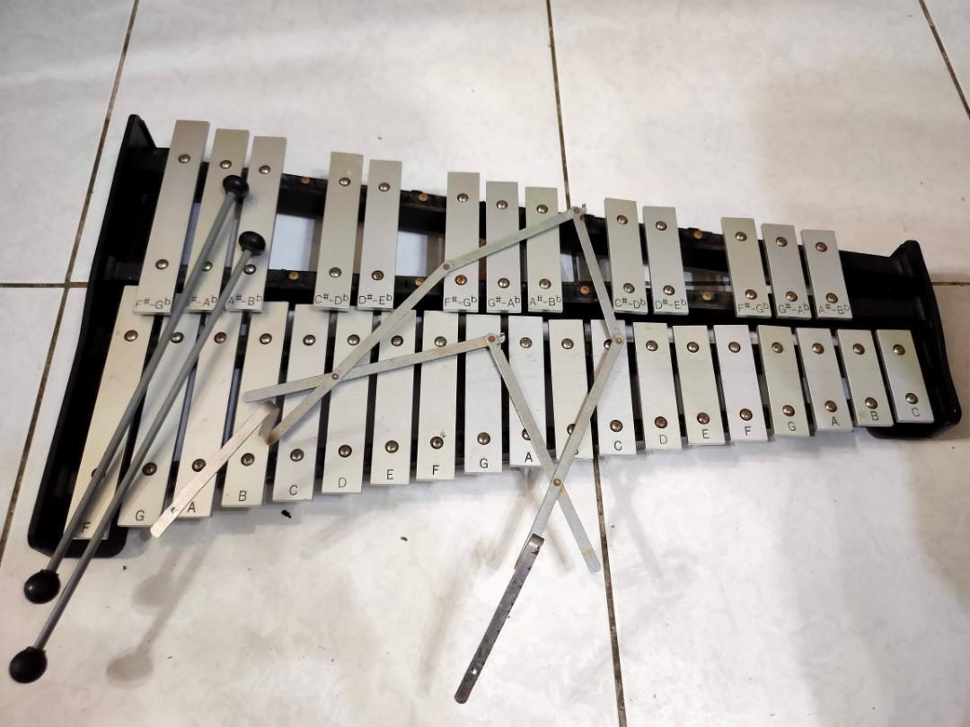 朱宗慶二手鐵琴