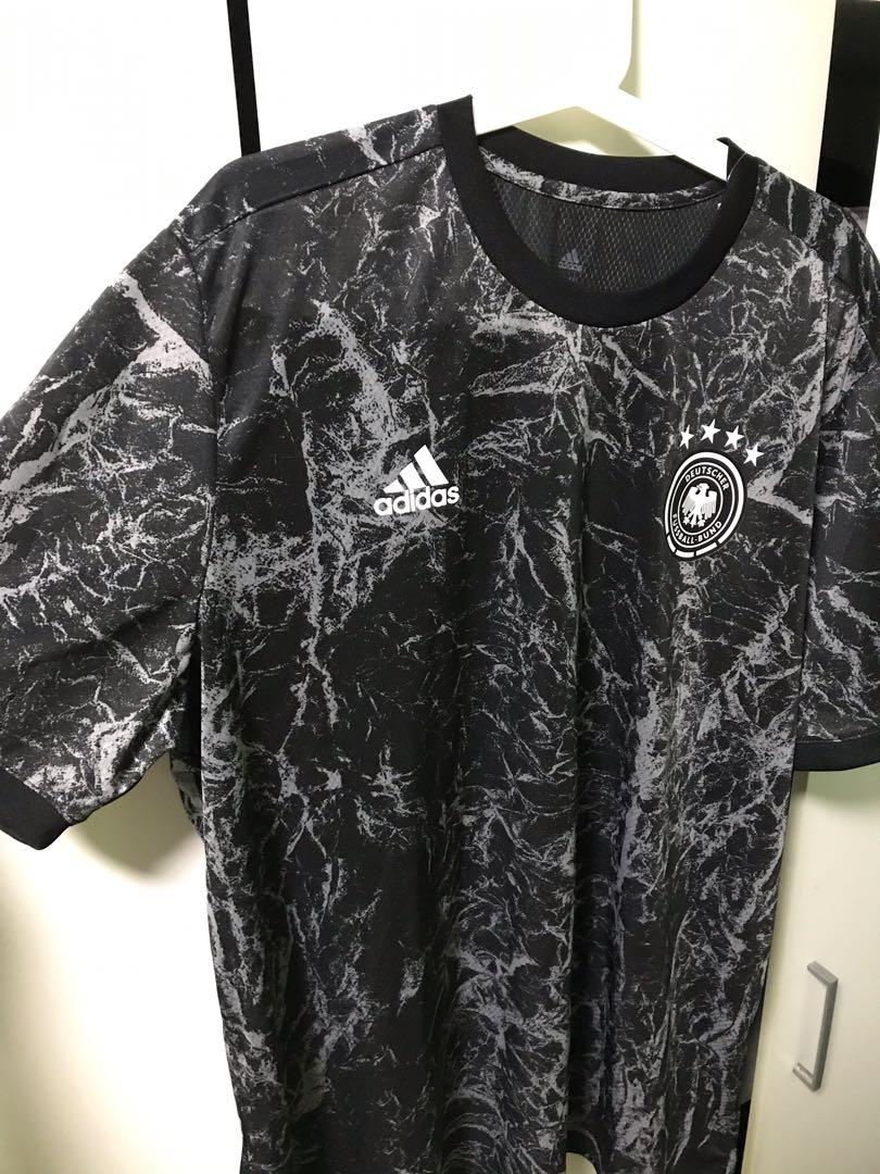 Authentic Adidas Germany Euro 2020 Pre-Match Jersey, Men's Fashion ...