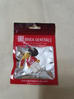 Bricks Generals