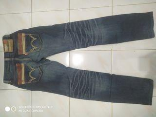 Celana Jeans Edwin XV Exclusive Vintage