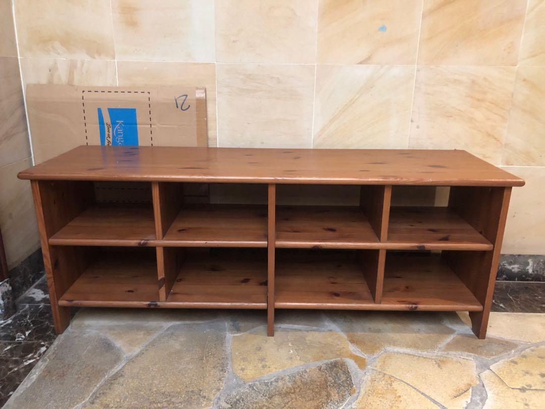 Ikea Entryway Storage Bench Shoe Rack Furniture Others On Carousell