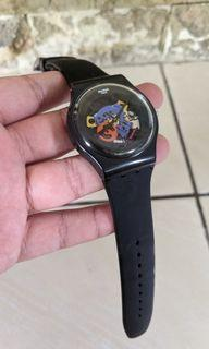 Jam Swatch Kece