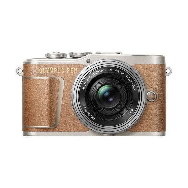 Kredit Olympus PEN E-PL9 with 14-42mm f/3.5-5.6 EZ
