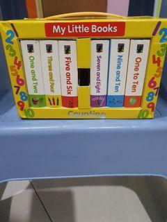 Number Board books for kids