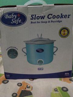 Slow cooker / slow cooker baby safe / baby safe LB007
