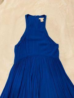 寶藍色洋裝