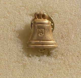 Bell Brooch Pin