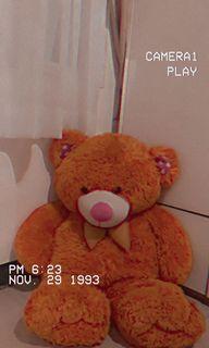 Boneka tedy bear besar #bersihakhir