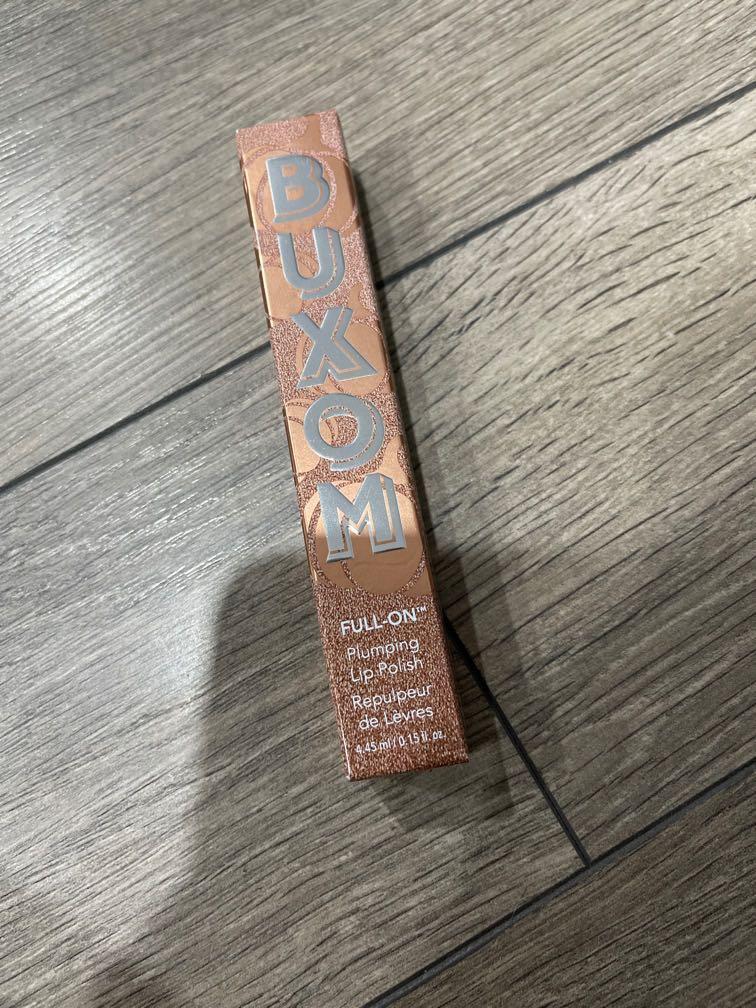 Buxom plumping lip polish hazel