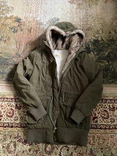 Cozy Faux Fur Parka