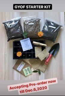 Grow Your Own Food Starter Kit