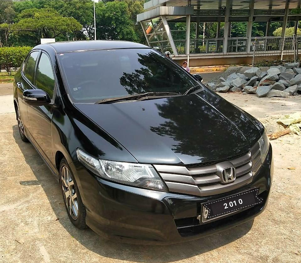 Honda City E 1.5 MT 2010 Manual UM 16.9 jt