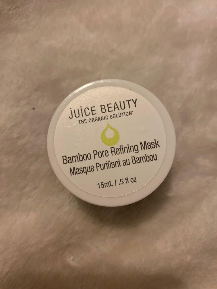 Juice beauty bamboo clay mask