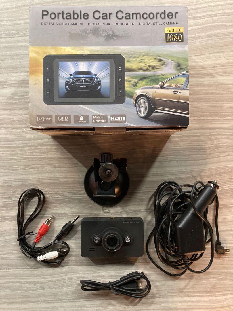 1080 Full HD 行車記錄器