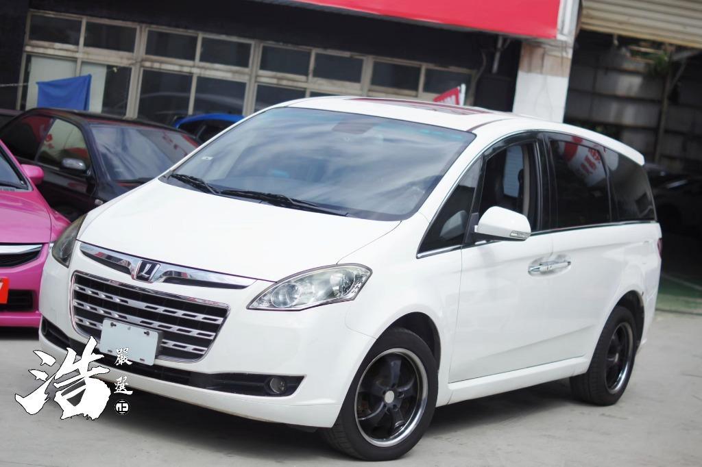2010年Luxgen M7 白