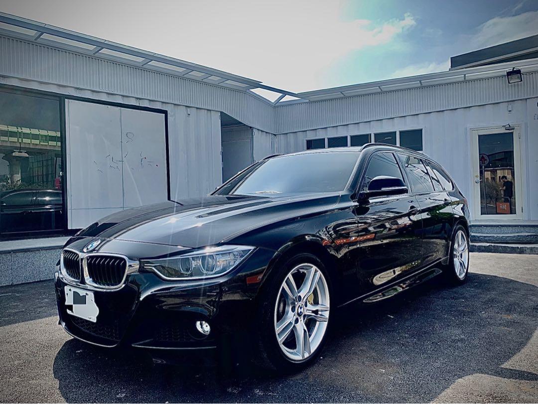 2015 BMW F31 320i Touring 總代理 正M版