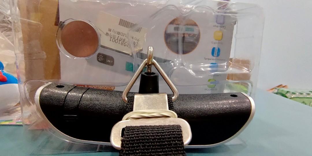 全新 行李電子秤