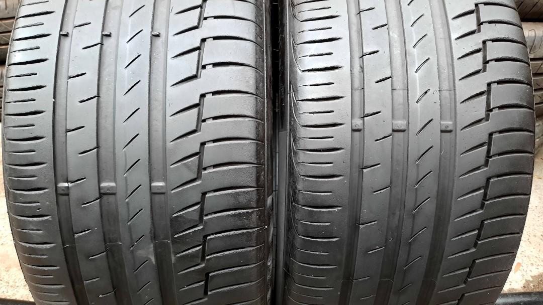 彰化員林 優質中古輪胎 二手輪胎 落地胎 245 45 17 馬牌 實體店面免費安裝
