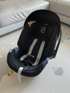 德國 Cybex Aton 5 嬰兒提籃型安全座椅