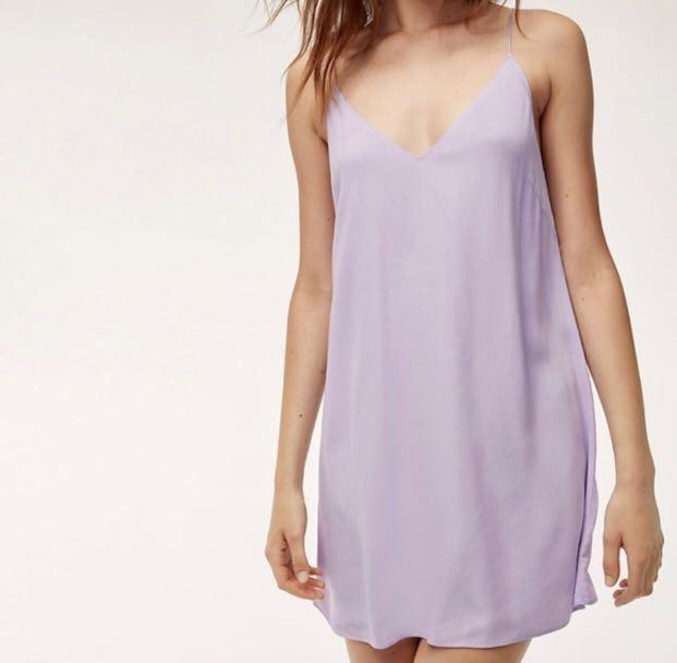 Aritzia Wilfred Vivianne Dress