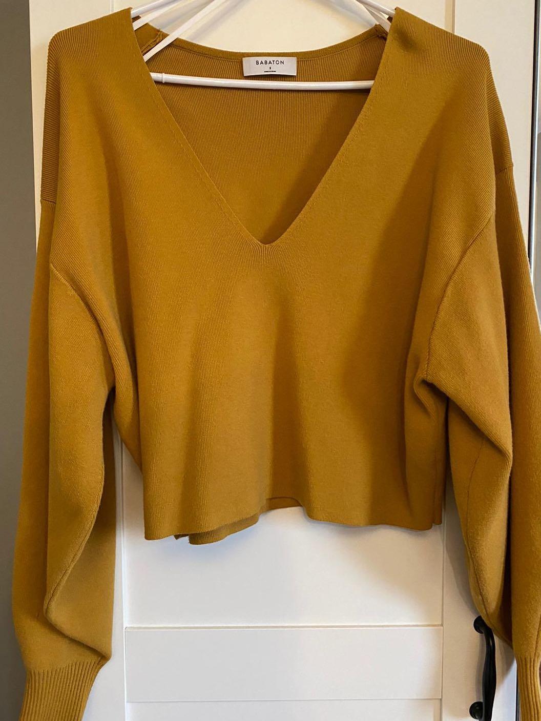 Babaton Wren Sweater (Aritzia)