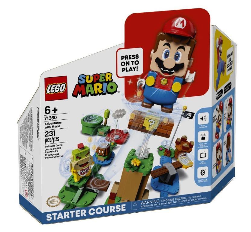 Super Mario Lego Mushroom Surprise 30385