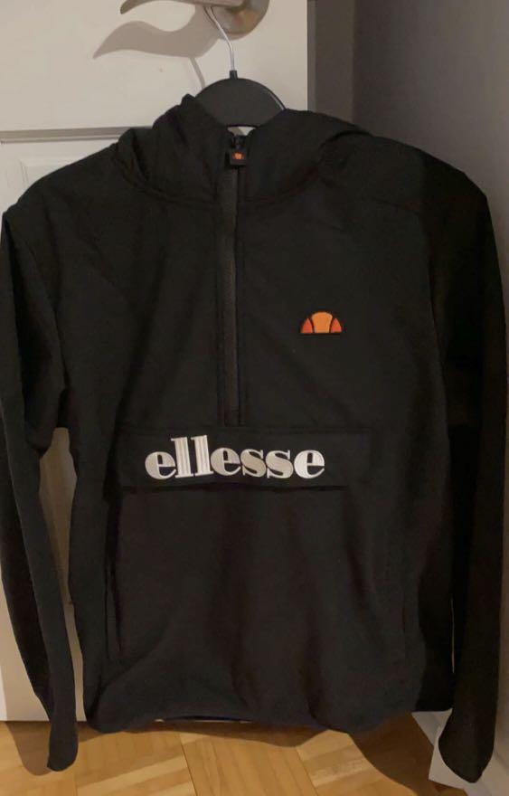 Brand New Ellesse Half Zip Sweater/Jacket