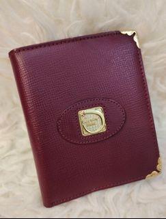 Cartier vintage wallet