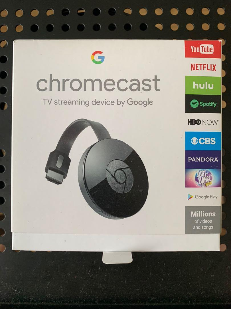 Chromecast Google 2nd Gen Like New