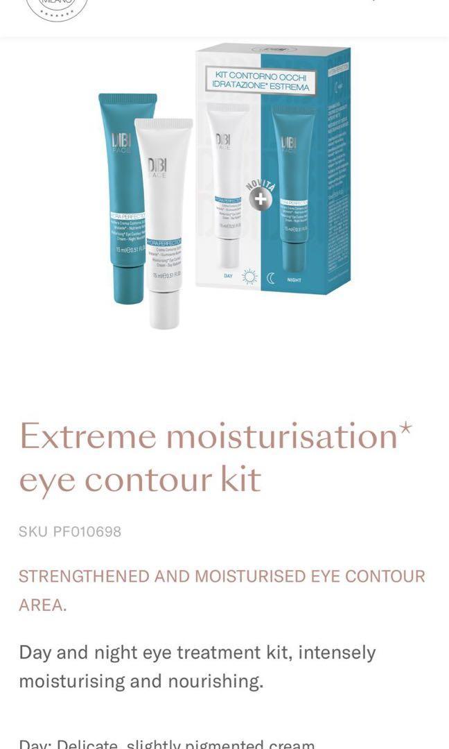 Dibi eye contour kits