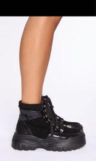 Fashion Nova sneakers