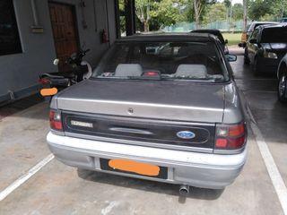 Ford laser sedan 1.3