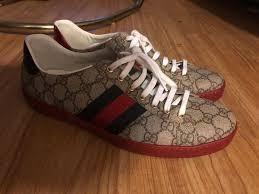 Gucci shoes mens 8