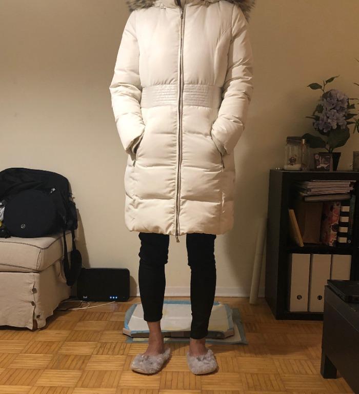 Guess Long Winter Down Jacket