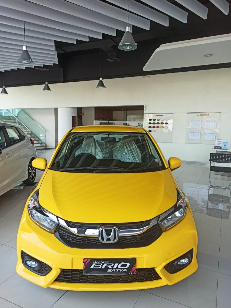 Honda Brio 2020 Ready Limited Stock