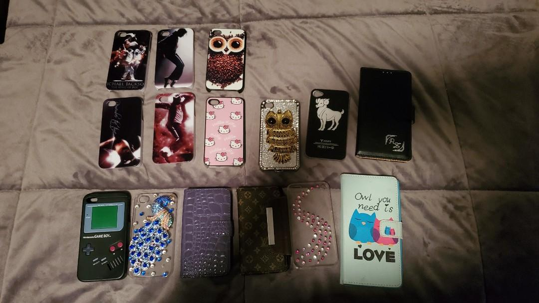 IPhone 4 covers and Sony ericson covers