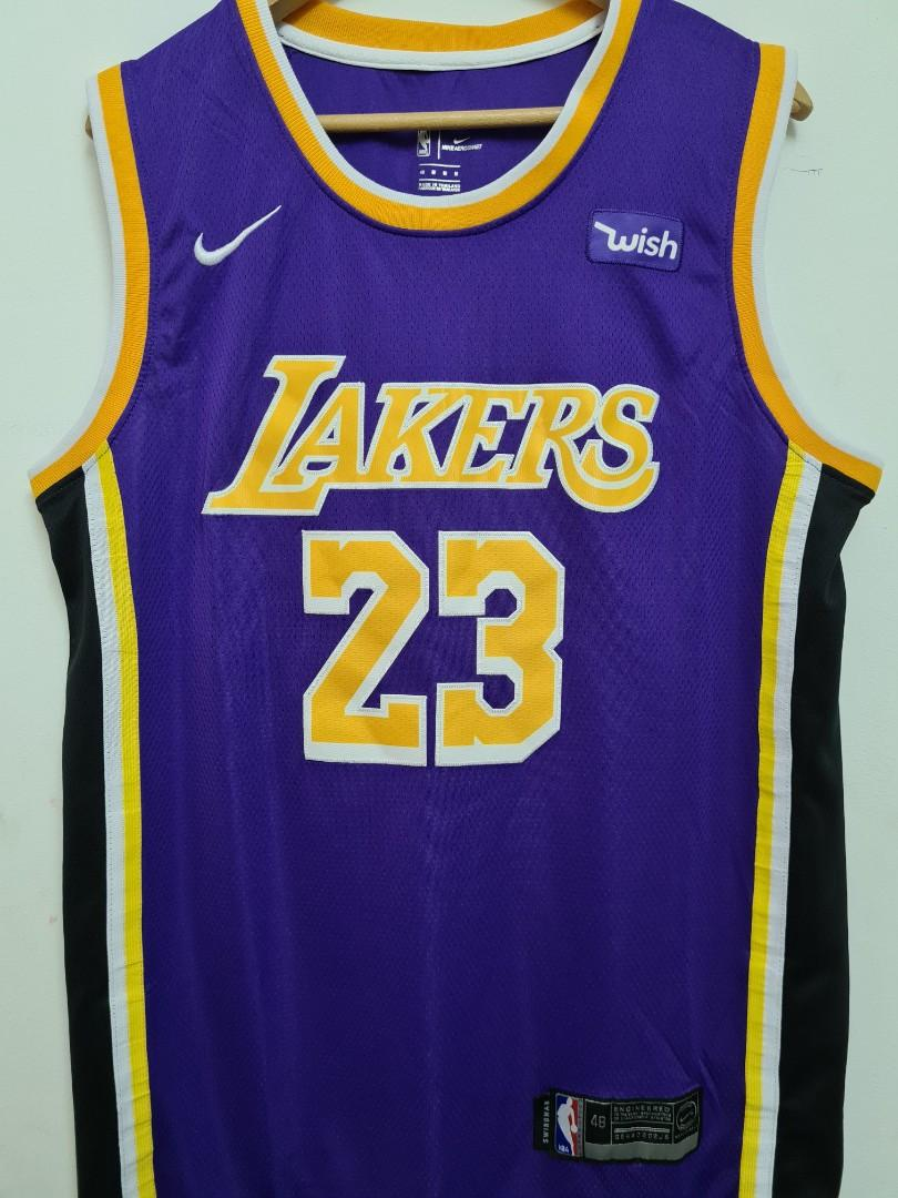 Lebron james lakers jersey, Sports, Athletic & Sports Clothing on