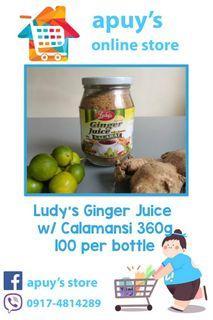 Ludy's Salabat 360g